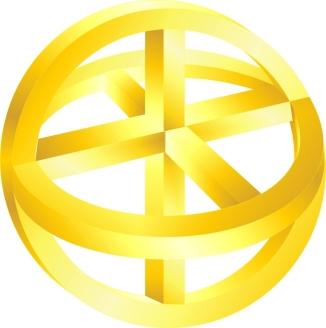 KreuzKugel Emblem